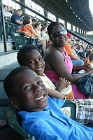 Ridgely's Night at Camden Yards